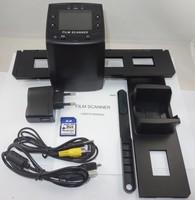 """5MP Digital Film Scanner/Converter 35mm USB LCD Slide Film Negative Photo Scanner 2.4"""" TFT"""