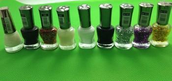 Color millenum nail polish oil dry nail polish