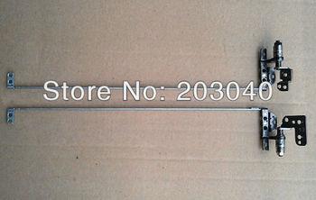 New original laptop/notebook lcd/led  hinges fit for HP dv6-3000 15.6 inch laptop/notebook LCD hinges Left &Right set