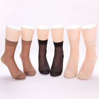 Wholesale hot sale women socks! summer women genuine velvet short thin Anti - hook socks! 100 pairs/ lot