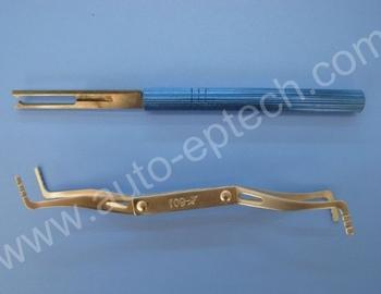 VW VOLKSWAGEN Locksmith Tools,VW VOLKSWAGEN repair tool,car tool for VW VOLKSWAGEN,lock opener for Passat,Au-di,Skoda,Por-che