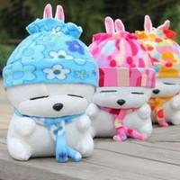 Free Shipping Low-Cost Sales Rascal Rabbit Plush Toys Big Soft Toys Blue Kids Doll 30cm Plush Stuffed Toys Rabbit doll