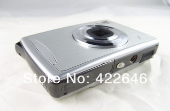 Free Shipping 15mp digital camera with 2.4'' Preview screen,high definiation+digital video+Best christmas Gift