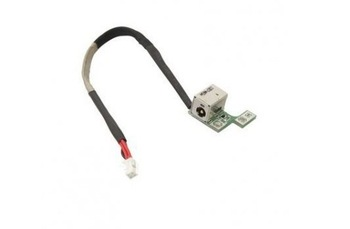 Free Shipping New AC DC POWER JACK Board FOR HP DV9000 DV9500 DV9700 432985-001 CX66394V-0