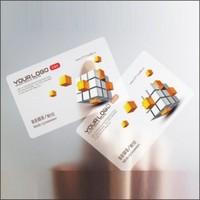 Pvc transparent business card business card business card business card h0078