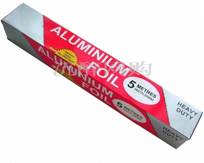 Товары для барбекю Aluminum foil oilmen aluminum foil paper