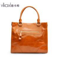 Italian Cashin handbags 2012 autumn and winter the new commuter oil-wax leather leather bag handbag leather bag