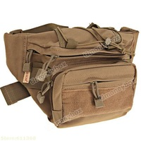 Wonderful Multifunctional Outdoor Pack Waist Bag - Yellowish Brown
