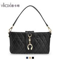 Italian Cashin handbag new shoulder bag handbag Europe and the United States first layer of leather Lingge shoulder bag leather