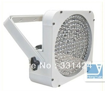 200pcs RGB flat led par Stage Light