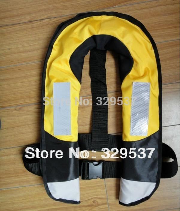 Free Shipping Hot Sell domestic manual type 150N inflatable life jacket,PDF(China (Mainland))