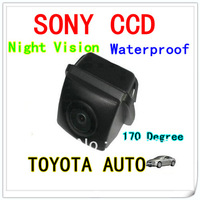 CCD SONY CAR REAR VIEW CAMERA FOR TOYOTA Prius 06-10 / Camry 09-11 /Aurion 06-11