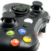Free Shipping PC computer USB wireless joystick game controller, Microsoft X BOX wireless game controller accessories.(China (Mainland))