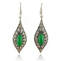 Free shipping Vintage Bohemia Drop Earrings Fashion Jewelry Wholesale Quality Guaranteed V-E1233
