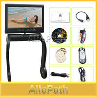 Sale! 8.5 Inch LCD Large Screen Center Armrest Car DVD Player Monitor + FM + Remote Control, 350 Angle Swiveling