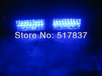 16LEDEmergency Warning Strobe 1W / LED Car Flash Windshield Light Lamp Blue
