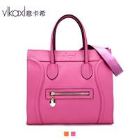 Italian Cashin handbags spring and summer smile embarrassing face bag ladies bag bag leather handbag
