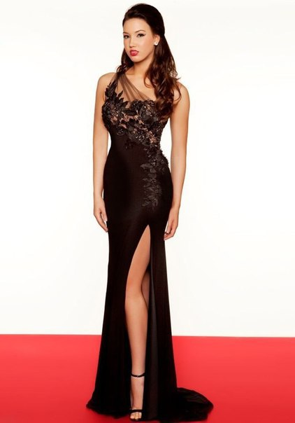 E0402 One shoulder lace covered 2013 new design fashion formal prom dress(China (Mainland))