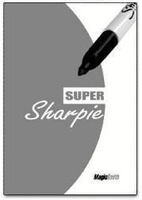 Free shipping Magic smith - super sharpie
