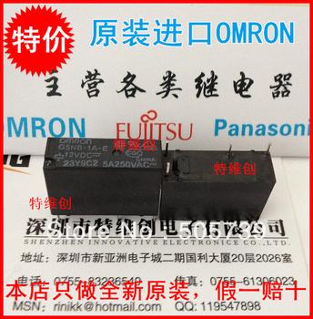 Omron Relay G5NB-1A-E-12VDC G5NB-1A-E-DC12V G5NB-1A-E-12V 5A