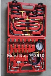 Test,Auto Tools,TU-443 Fuel Pressure Tester Set(China (Mainland))