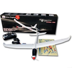 Free Shipping Sky Surfer Glider 2.4G 4CH 4 channel rc airplane Powered Glider 781B 300 RC Plane (2.4Ghz Edition)(China (Mainland))