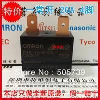 Original OMRON 20A relay G4A-1A-E-CN-12VDC G4A-1A-E-CN-DC12V cheap