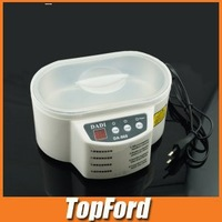 Hot sale ! Free shipping AC 110V 30W/50W Digital Ultrasonic Cleaner Cleaning machine Stainless Steel #HG001