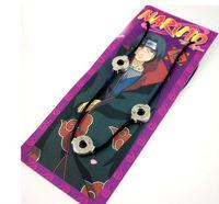 Free Shipping Naruto Cosplay Anime Akatsuki Itachi Ninja Necklace Gift New Anime Products Accessories