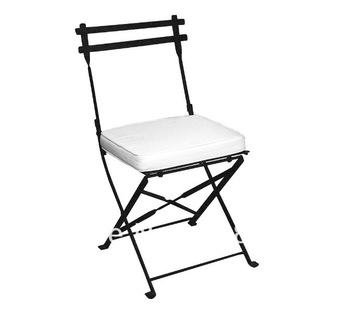 Mesh Patio Foldable Chair, Made of Mesh Iron ,without cushion FL-0035