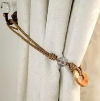 Brief quality curtain bandage hanging ball lashing 000-mw-per-unit style