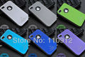 10pcs/lot Air Jacket Aluminum case for iPhone 4 4s luxury metal hard back cover aluminium, Factory Direct Sale+ Free Shipping