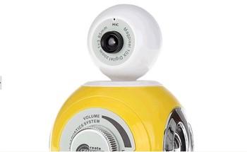 3 in 1 Webcam Mic Microphone Speaker for PDA PC Laptop Desktop computer speakers