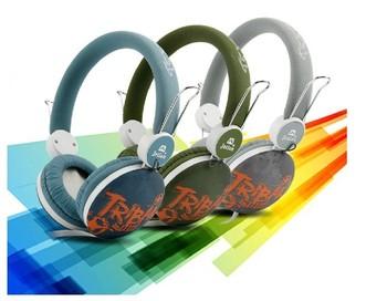 High Quality Music Headband Headphone Earphone  NO MIC 3.5mm Stereo Computer Headphone DJ Music Headset