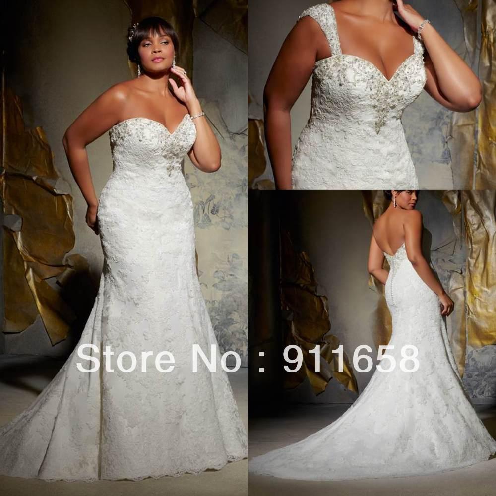 Wedding dresses: plus size wedding dresses vintage