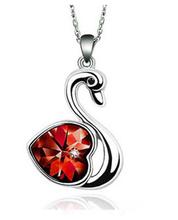 popular swan jewelry