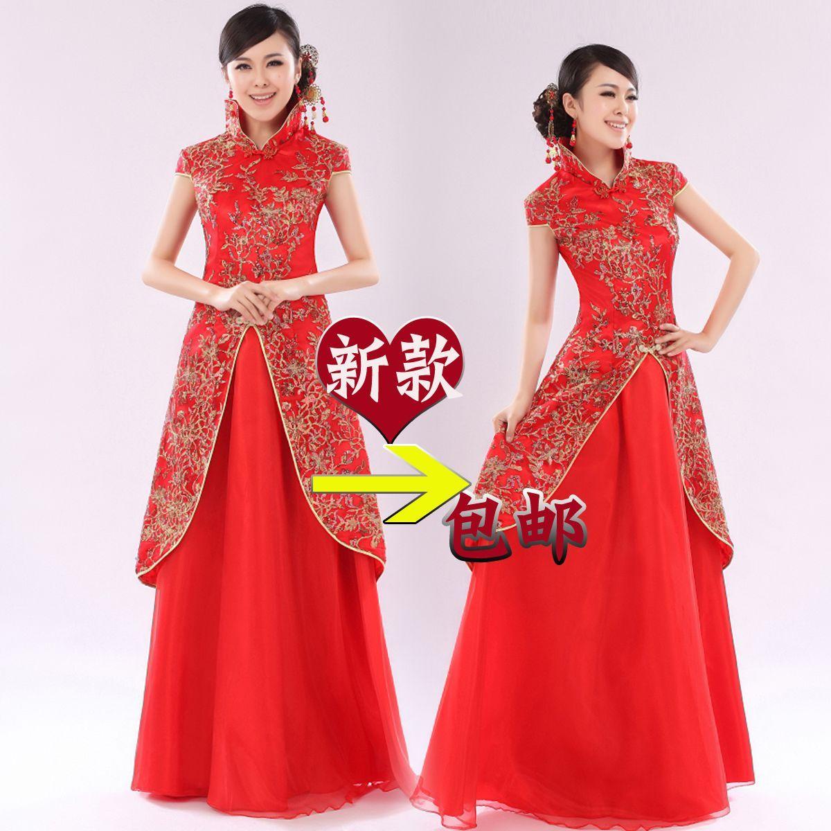 Popular Chinese Formal Wear