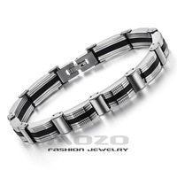 Wholesale 2014 New Hot Sale Fashion Jewelry New personality chain Men's 316 titanium steel bracelets & bangles for men/boy TY627