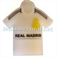 10pcs x  Football Real Madri team Jersey Fashionable Genuine USB 2.0 Flash Memory Stick Pen Drive 2GB/4GB/8GB/16GB/32GB