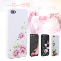For apple   star5 iphone5 rhinestone phone case 5 phone case protective case mobile phone case