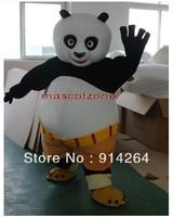 New KUNG FU PANDA ADULT SIZE CARTOON MASCOT COSTUME   /free shipping