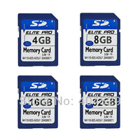 High quality SD card 4GB 8GB 16GB 32GB SDHC card memory card Free shipping