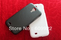 For Samsung Galaxy S IV 4 I9500 Matte Case Plastic Hard Back Cover Skin 50pcs Free Shipping