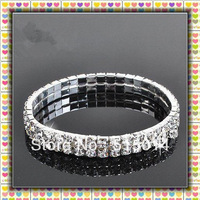 Free Shipping ! 2 Row Rhinestone Napkin Ring,Bracelate ,Rhinestone Buckle For Wedding Table Decoration