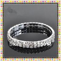 Free Shipping ! 2 Row Rhinestone Napkin Ring,Bracelate ,Rhinestone Buckle For Wedding Table Decoration
