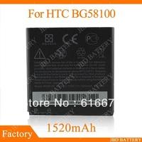 BG58100 Battery By DHL For HTC Sensation G14 EVO3D G17 Slide Z710E myTouch 4G 1520mAh 48Pcs/Lot