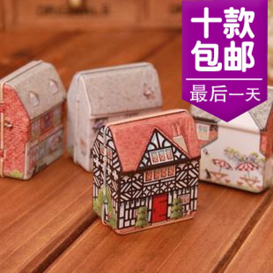 Candy House Drawing 5145 Cute Candy Box Mini Full