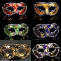 2014 new fashion carnival man mask Venetian masquerade party mask, 20pcs per lot