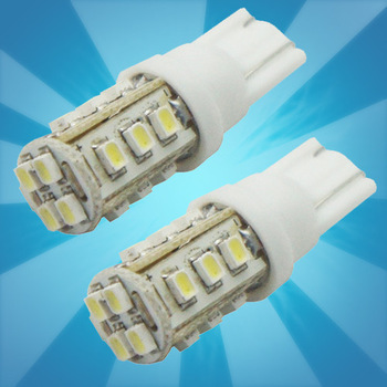 New Arrival! 2PCS T10 White High Power 168 194 W5W 16 SMD LED Light Lamp Car Bulb Wedge RV 12V, Free & Drop Shipping