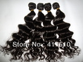 "Hot Sale Loose Wave Brazlian Hair 3Pcs Lot Mix DHL Free Shipping 12""-24"" 100% Brazilian Virgin Hair Cheap Human Hair Online(China (Mainland))"